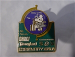 Disney Trading Pin 11305 Disneyland CHOC 1998 8th Annual Community Walk