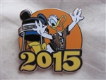 Disney Trading Pin  113101 2015 WDW Pin Trading Starter Set - Donald only