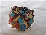 Disney Trading Pin 113162 Music, Magic, Memories Mystery Collection - 2016 - Chip and Dale only