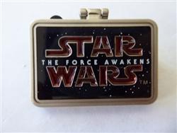 The Force Awakens Logo Screen Admiral Ackbar Pin Disney Star Wars