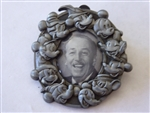 Disney Trading Pin 113229 Walt Picture Framed by Mickey Pin