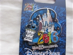Disney Trading Pin 113236 WDW - Stitch 2016