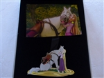 Disney Trading Pin 113360 ACME Artist Series - Such a Good Boy - Rapunzel