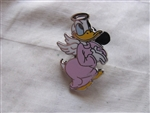 Disney Trading Pin 113407 HKDL - Donald Good/Bad Conscience Pins - 2-pin set - Good Only