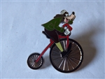 Disney Trading Pin 113465 Goofy on 1900 bicycle