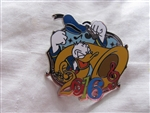 Disney Trading Pin 113568 Music, Magic, Memories Mystery Collection - 2016 - Donald Only