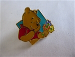 Disney Trading Pins 1136: Hallmark Pin Pair (Pooh Pin)