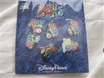 Disney Trading Pin 113643 Booster Pack - Characters - 2016