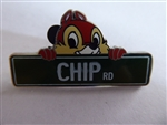 Disney Trading Pin 113668 Disney Streets/Disney Parks - Street Signs Mystery Box - Chip Rd.