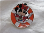 Disney Trading Pin 113677 DCL - PWP Life Ring Pin Set - Minnie