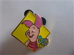 Disney Trading Pin 1137 Piglet from the Hallmark Pin Pair
