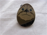 Disney Trading Pin 113765 Star Wars Easter Egg Booster - Chewbacca ONLY