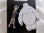Disney Trading Pin 113781 Hiro and Baymax 2 Pin Set