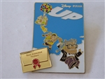 Disney Trading Pin 113816 DSSH - Best Animated Feature Series - Up (2009)