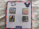 Fly Me To Disney Parks Booster Set