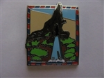 Disney Trading Pin 113934 Fly Me To Disney Parks - Splash Mountain ONLY