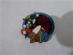 Disney Trading Pins 113977 WDW 2016 Dated Starter Lanyard Set - Goofy Only
