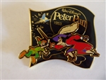 Disney Trading Pin 11428 History of Art - Peter Pan (1953)