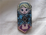 Disney Trading Pin 114342 Anna and Elsa Swaddled in Baby Blanket - Elsa only