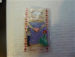 Love Letters - Pin of the Month: Ariel and Eric