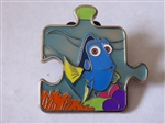 Disney Trading Pin  114523 Finding Nemo Character Connection Mystery Puzzle - Dory