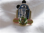 Disney Trading Pin 114567 Hollywood Studios Pin Set 2016 - Star Wars