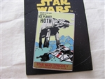 Disney Trading Pin  114921 Star Wars Poster - Ice Planet Hoth - Episode V The Empire Strikes Back