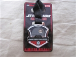 Disney Trading Pins 114946 WDW - runDisney 2016 Inaugural Star Wars Half Marathon - The Dark Side - Dark Side Challenge Replica Medal