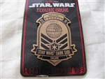 Disney Trading Pins  114948 WDW - runDisney 2016 Inaugural Star Wars Half Marathon - The Dark Side - Dark Side Challenge Event Pin