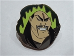 Disney Trading Pin 115022 Smiles, Smirks and Sneers Mystery Collection - Shan Yu ONLY