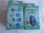 Disney Trading Pins 115345 How to Speak Whale with Dory Mystery Collection