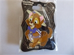 Disney Trading Pin 115361 WDI - Dapper Cats - Oliver