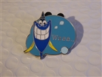 Disney Trading Pin 115391 How to Speak Whale with Dory Mystery Collection - Weee