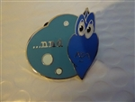 Disney Trading Pin 115393 How to Speak Whale with Dory Mystery Collection - nnd