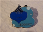 Disney Trading Pin 115395 How to Speak Whale with Dory Mystery Collection - soooon