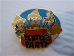 Disney Trading Pin 11541 12 Months of Magic - Pluto's Party