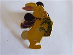 Disney Trading Pin 11566 DS - Pooh & Friends An Enchanted Christmas - 1998 Tin Set (Rabbit)