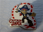 Disney Trading Pin 115661 Captain Jake