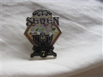 Disney Mascots Mystery Pin Pack - Fantasyland Fightin Seven