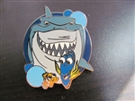 Disney Trading Pin 115788 Disney Park Attractions Mystery Box Set - Finding Nemo ONLY