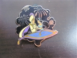 Disney Trading Pin 115791 Disney Park Attractions Mystery Box Set - Aladdin and Jasmine ONLY