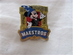 Disney Trading Pins 115841 WDW - Disney Mascots Mystery Pin Pack - Philharmagic Maestros