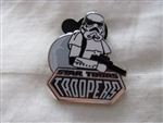 Disney Trading Pins 115853 WDW - Disney Mascots Mystery Pin Pack - Star Tours Troopers