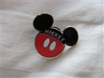 Disney Trading Pins 115857 Mickey And Minnie Icons 2 Pin Set - Mickey Only