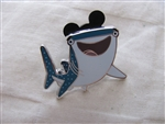 Disney Trading Pin 115860 Finding Dory Booster Pack - Destiny the Whale Shark Only