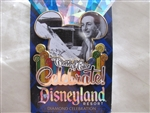 Disney Trading Pin 115867 Disneyland 60th Anniversary - World of Color Celebrate!
