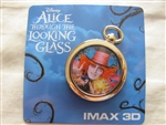 Disney Trading Pin 115915 AMC Theaters - Alice Through the Looking Glass - Mad Hatter