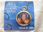 Disney Trading Pin 115918 AMC Theaters - Alice Through the Looking Glass - Alice