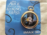 Disney Trading Pin 115920 AMC Theaters - Alice Through the Looking Glass - Time