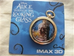 Disney Trading Pin 115922 AMC Theaters - Alice Through the Looking Glass - White Queen